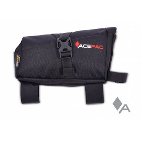 Acepac Roll Fuel Frame Bag, black